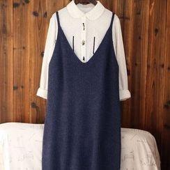 tete - Sleeveless Knit Dress