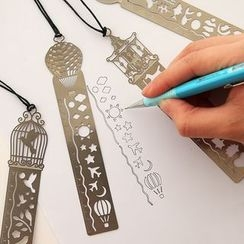 NANA STORE - Stencil Ruler Bookmark