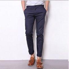 Peibo - Slim-Fit Pants