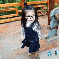 CUBS - Kids Denim Pinafore Dress