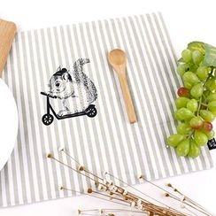 Cute Essentials - Printed Table Mat