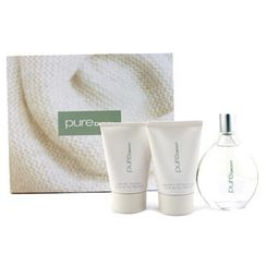 DKNY - Pure Verbena Warmth A Drop Coffret: Eau De Parfum Spray 100ml/3.4oz + Body Butter 100ml/3.4oz + Body Wash 100ml/3.4oz