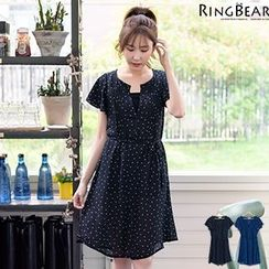 RingBear - Polka Dot Dress