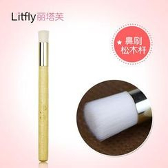 Litfly - Nose Pore Clear Brush (Wood)