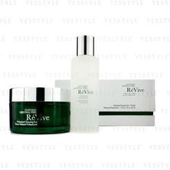 Re Vive - Glycolic Renewal Peel Professional System: Cleansing Pad 30pads + Renewal Gel 118ml/4oz
