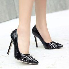Monde - 尖頭高跟鞋