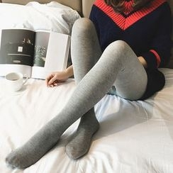 Little V - Plain Tights