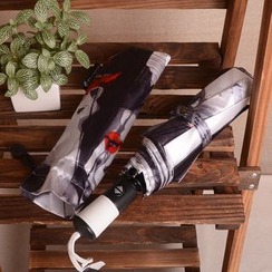 Easily - Printed Automatic Compact Umbrella