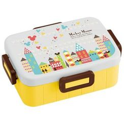 Skater - Mickey Mouse 4 Lock Lunch Box (Town)