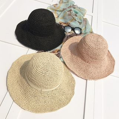 FROME - Floppy Straw Hat