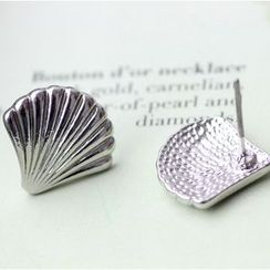 HEDGY - Scallop Earrings