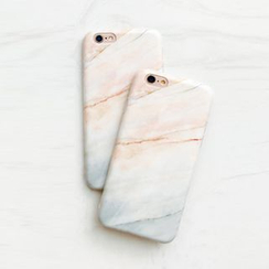 Milk Maid - Marble Print iPhone6/6Plus/7/7Plus Case