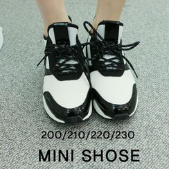 Dodostyle - Mesh-Panel Sneakers