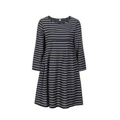 Flore - Long-Sleeve Striped Dress