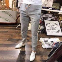 Tulander - 窄身运动裤