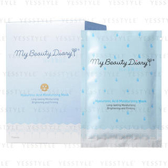 My Beauty Diary - Hyaluronic Acid Moisturizing Mask (English Version)