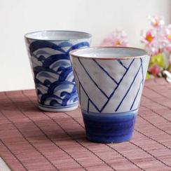 三木青禾 - 情侣陶瓷罩杯