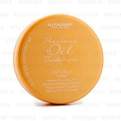 AlfaParf - Precious Oil Tradition Anti-Frizz Intensive Disciplining Mask