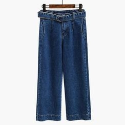 Canton Story - Wide Leg Jeans