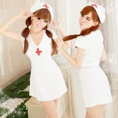 Aiyiruo - Nurse Party Costume