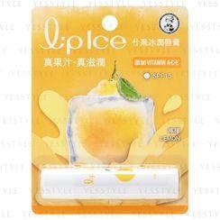 Mentholatum 曼秀雷敦 - 什果冰潤唇膏 SPF 15 (檸檬)