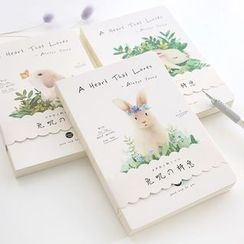 Cute Essentials - Rabbit Print Sketchbook