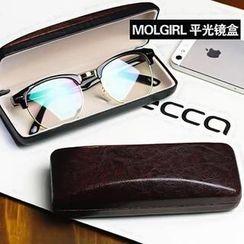 MOL Girl - 复古平光眼镜盒
