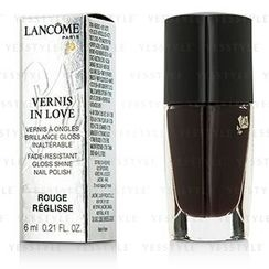 Lancome 蘭蔲 - Vernis In Love Nail Polish (#473N Rouge Reglisse)