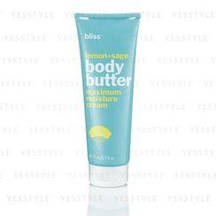 Bliss - Lemon + Sage Body Butter