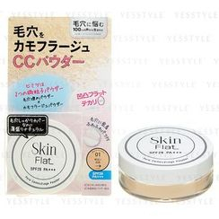 BCL - Skin Flat CC Powder SPF 29 PA ++ (#01 Light Beige)