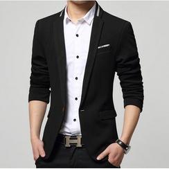 JIBOVILLE - 修身西装外套