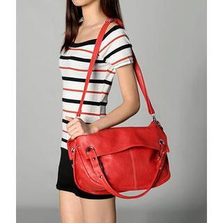 59 Seconds - Belt Detail Shoulder Bag