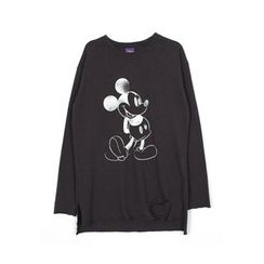 BBORAM - Mickey Mouse T-Shirt Tunic