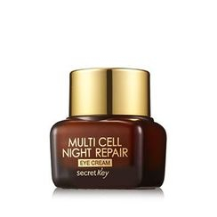 Secret Key - Multi Cell Night Repair Eye Cream 15g