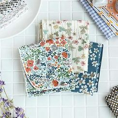 Full House - Printed Handkerchief