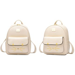 BeiBaoBao - Embroidered Backpack