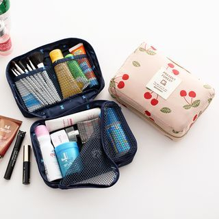 Lazy Corner - Print Travel Toiletry Bag