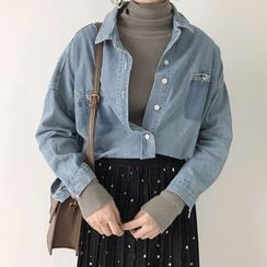 Bloombloom - Denim Shirt
