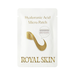 ROYAL SKIN - Hyaluronic Acid Micro Patch