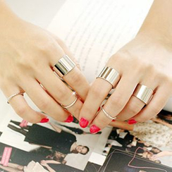 Cheermo - Set of 6: Adjustable Rings