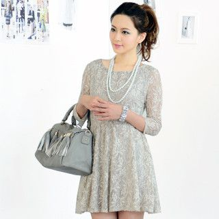 59 Seconds - Lace Dress