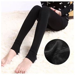 Hyoty - Fleece-lined Tights