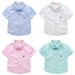 Kido - Kids Short-Sleeve Shirt
