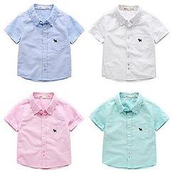 Kido - 小童短袖衬衫