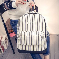 Bags 'n Sacks - Striped Backpack