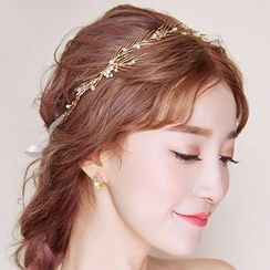 Suaylla - Faux Pearl Bridal Headband