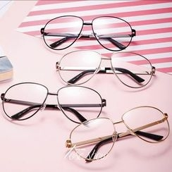 罗煞秀 - 大框眼镜