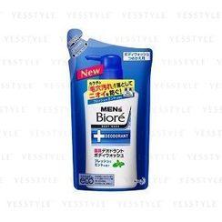 Kao - Biore Men's Body Wash (Mint) (Refill)