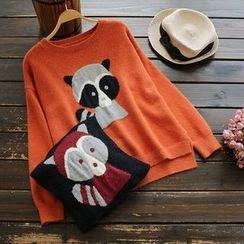 YOYO - Long-Sleeve Knit Top