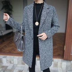 CLICK - Notch-Lapel Coat